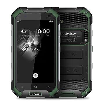 Blackview bv6000s Funda para Uso Exterior, 2 GB RAM + 16 GB ROM, Cámara