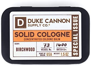 product image for Duke Cannon Solid Cologne Special Issue - Birchwood