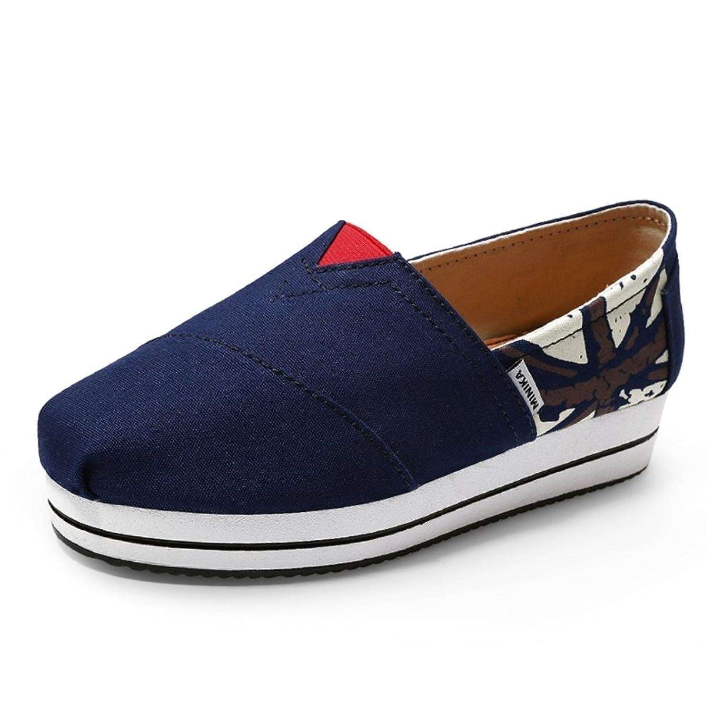 Zapatos de lona de verano/zapatos casuales/Deporte zapatillas zapatos planos-A Longitud del pie=24.8CM(9.8Inch) N8U2u9