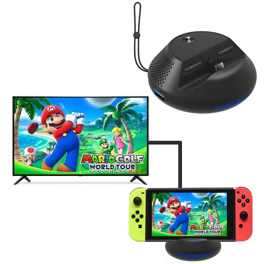 Heitaisi Portable Charge TV Dock Replacement Dock for Nintendo Switch