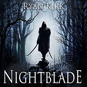 Nightblade Audiobook
