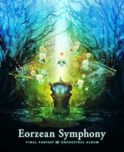 Blu-ray Audio : Game Music - Eorzean Symphony: Final Fantasy Xiv (original Soundtrack) (Japan - Import)