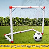 World Cup Summer Mini Football Children's Football Box Nursery Home Indoor Outdoor Small Football Mini Portable Collapsible Football Net