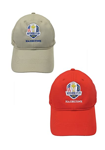 buy online be18b 7ecee Mercedes-Benz Ryder Cup Nike polyester cap (Red): Amazon.ca ...