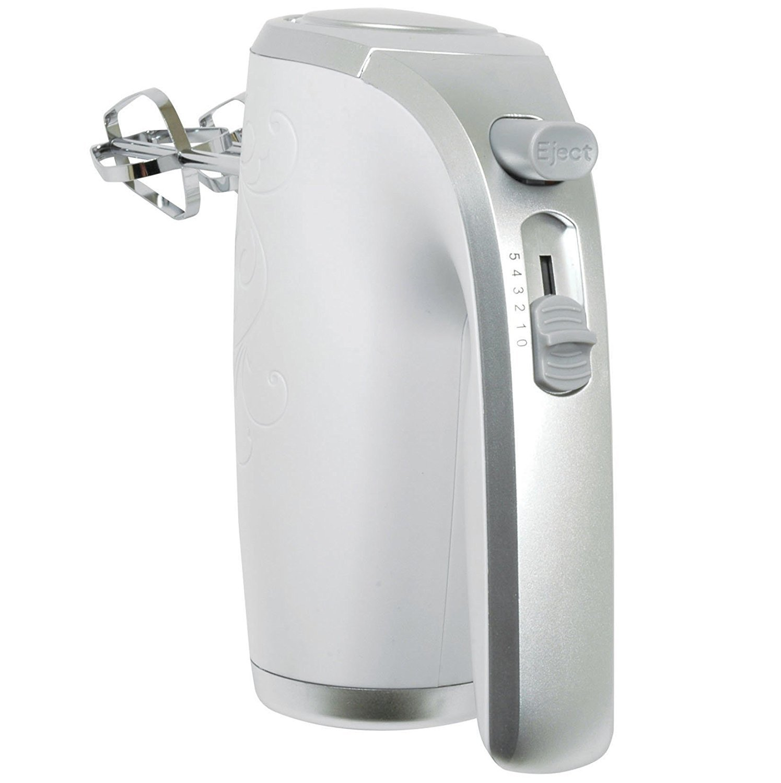 Amazon.com: Better Chef 5-speed 150W Hand Mixer (White): Kitchen & Dining
