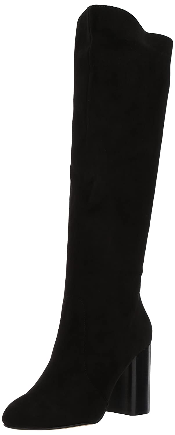 Dolce Vita Women's Rhea Fashion Boot B0744PXNTS 6.5 B(M) US|Black Suede
