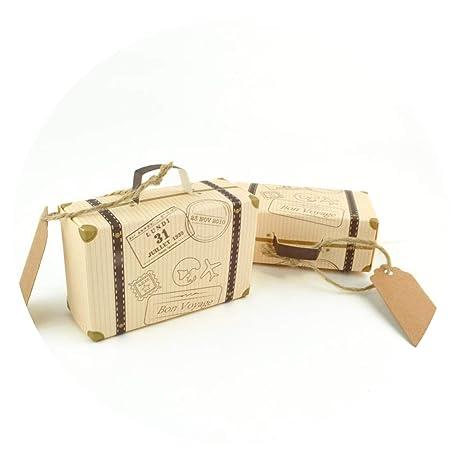 Beauty-inside 5/10/25 Juegos de Mini Maleta diseño Caja de ...