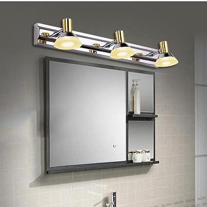 FEI GUIDATO Specchio da bagno Leggero Specchio della luce anteriore ...