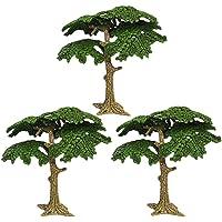 Toyvian árboles Modelo ciprés en Miniatura árbol Artificial