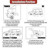 S WIDNE ELECTRIC Auto Diesel air Heater, 5KW 12V