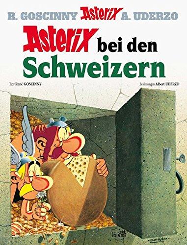Asterix 16: Asterix bei den Schweizern Gebundenes Buch – 14. März 2013 René Goscinny Albert Uderzo Gudrun Penndorf Egmont Comic Collection