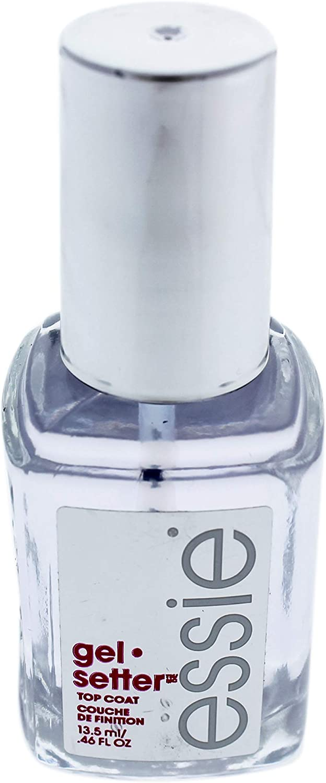 Essie esmalte de uñas – Gel Setter, top coat, 1er Pack (1 x 14 ml): Amazon.es: Belleza