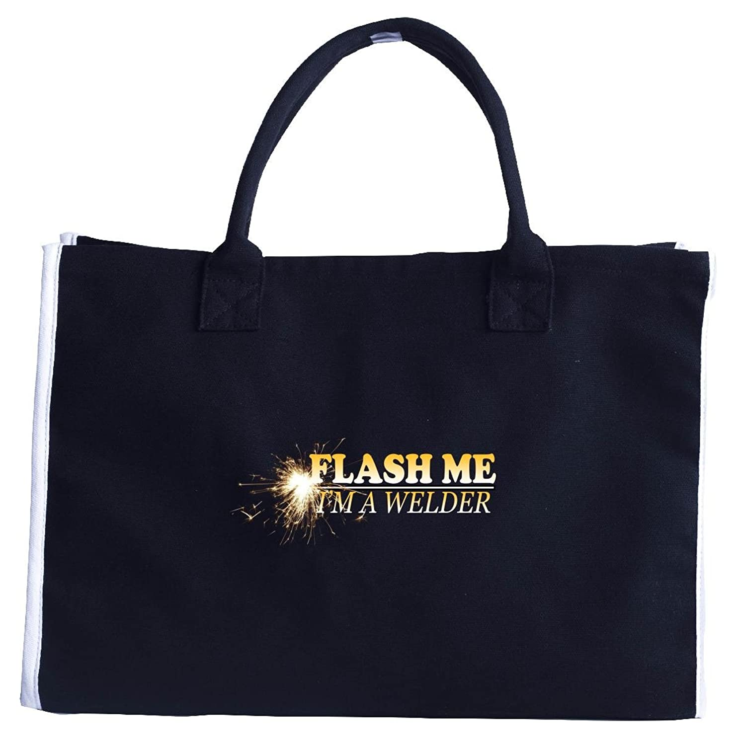Flash Me I M A Welder Great Gift For Any Welder - Tote Bag