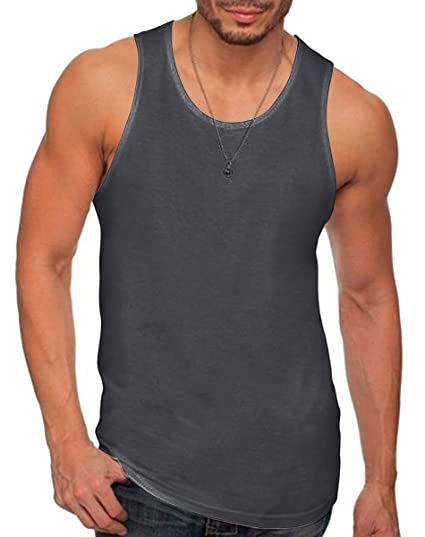 Next Level Apparel mens Next Level Premium Jersey Tank(3633) at ... d034c1bd9