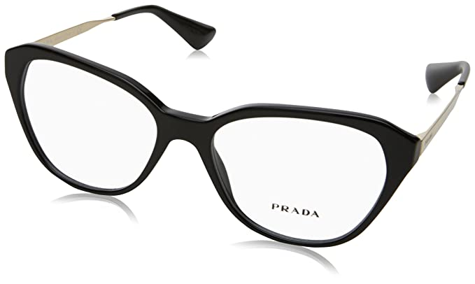 a85be810f566 Prada Women s PR 28SV Eyeglasses 52mm at Amazon Women s Clothing store