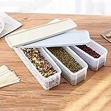 Finance Plan Durable Strip Noodle Storage