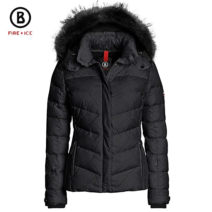 b9c3f10170 Amazon.com  Bogner Fire + Ice Sally3-D Ski Jacket With Real Fur