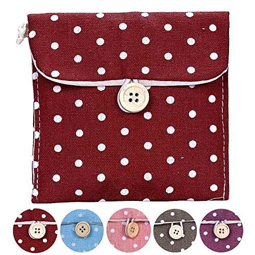 MMTOP - Bolso mochila  de algodón para mujer Rosa