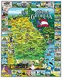 1000 pc. Historic Georgia Puzzle
