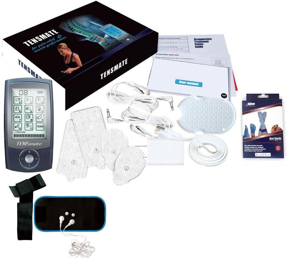 DimpleChild Tensmate 12 Mode Combo Pulse Massager