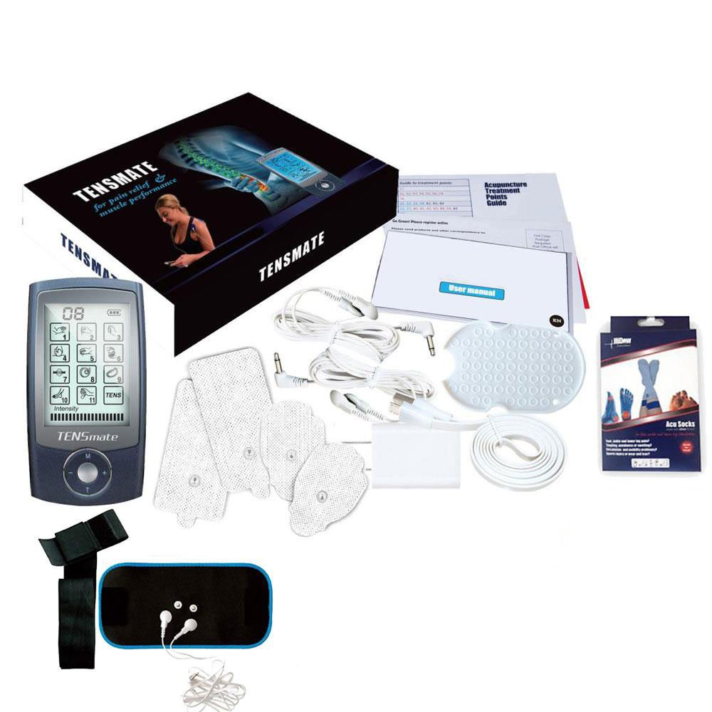 DimpleChild Tensmate 12 Mode Combo Pulse Massager