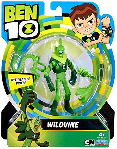 Ben 10 Wildvine Action Figure (Tennessee Schedule Watch)
