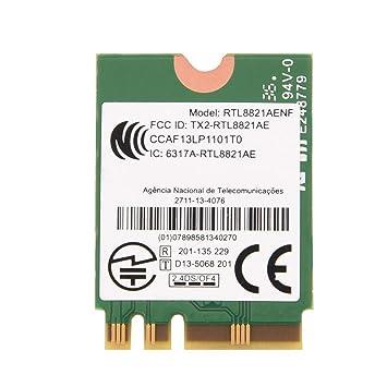 Tangxi Tarjeta de Red, Bluetooth 4,0 WiFi 2 en 1 Tarjeta 300 ...