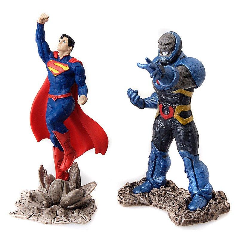 SCHLEICH 22509 DC Comics Superman Action Figures