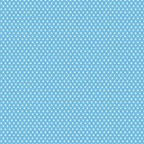 Core Basics Patterned Cardstock 12 X12 Inches Light Blue Small Dot (12 Pack)