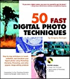 img - for 50 Fast Digital Photo Techniques book / textbook / text book