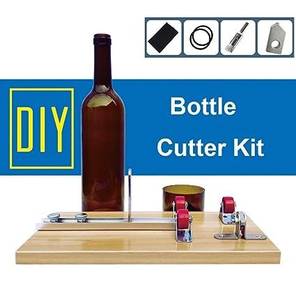 ZYHJAMA Máquina de Corte de Botellas de Vidrio, Botella de Bricolaje para Botellas de Vidrio