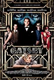 The Great Gatsby (2013) Movie Poster Reprint 13