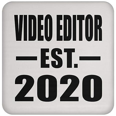 huge selection of 19cbd facd7 Video Editor Established EST. 2020 - Drink Coaster Dessous ...