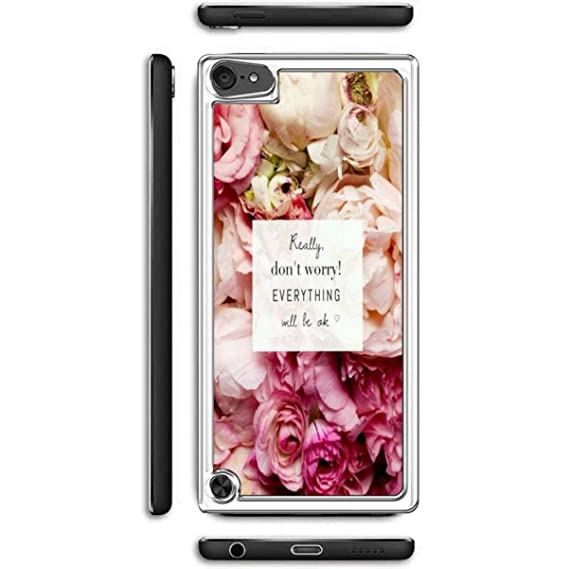 Amazoncom Ipod Touch 5th Faith Quotesipod Touch 5th Clear Case