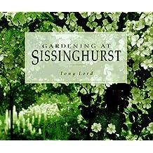 Gardening at Sissinghurst