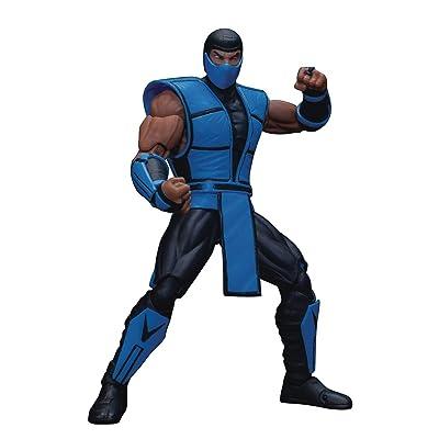 "Storm Collectibles 1/12 Sub-Zero Mortal Kombat 3"": Toys & Games"