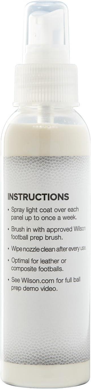 Wilson WTF992802 Spray para balón de fútbol Americano Pulverizador ...