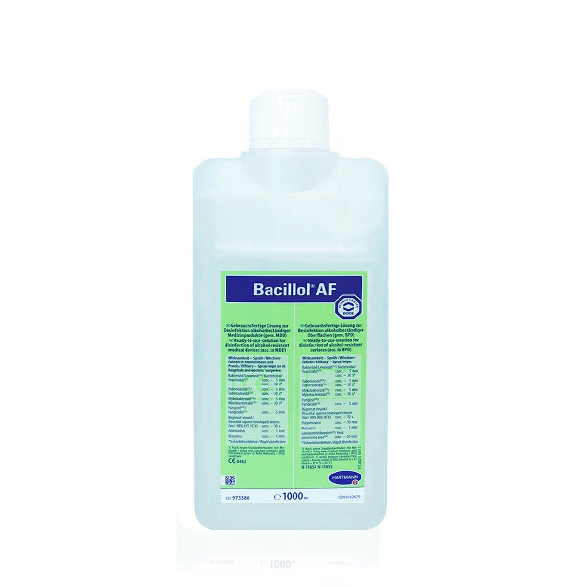 Bacillol 973380 Schnelldesinfektionsmittel AF, 1 L bode E1 973380