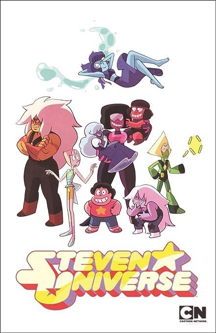 "Steven Universe Garnet 17/""x26/"" poster print"