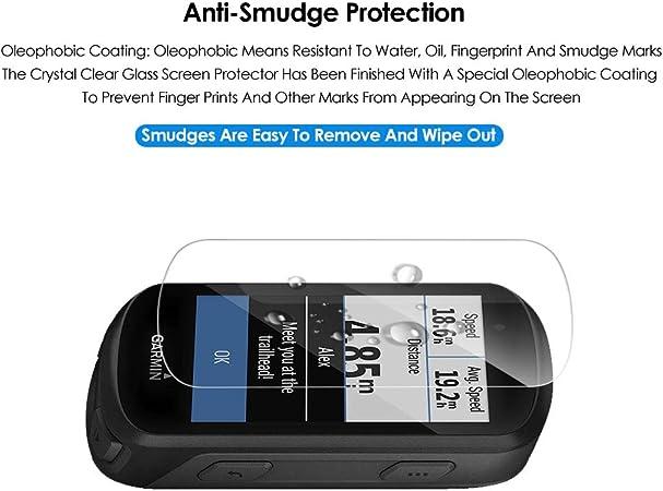 Olycism Compatible para Garmin Edge 530 / Edge 830 Protector de ...