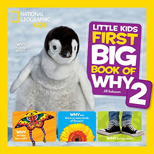 National Geographic Little Kids First Big Book of Why 2 cover