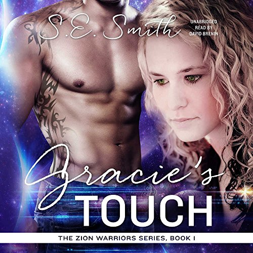 Gracie's Touch: Library Edition (Zion Warriors) by Blackstone Pub