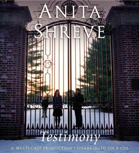 Testimony: A Novel Anita Shreve