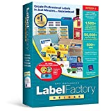 Software : Label Factory Deluxe 4.0