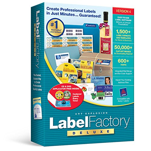Label Software (Label Factory Deluxe 4.0)
