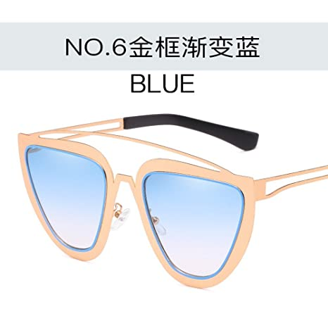 JUNHONGZHANG Gafas De Sol Creativas Personalizadas Gafas De ...