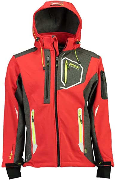 Geographical Norway Softshell Homme
