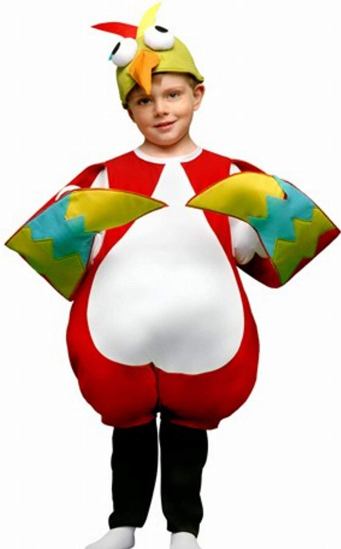 Boys Toys - Disfraz de loro para niño: Amazon.es: Juguetes y juegos