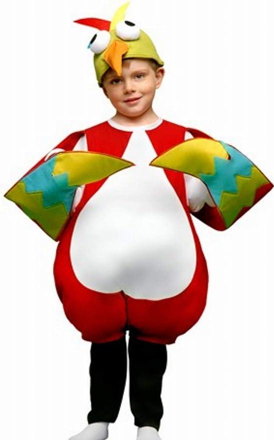 Disfraz de Pájaro Loco infantil - Talla - 1-2 años: Amazon.es ...