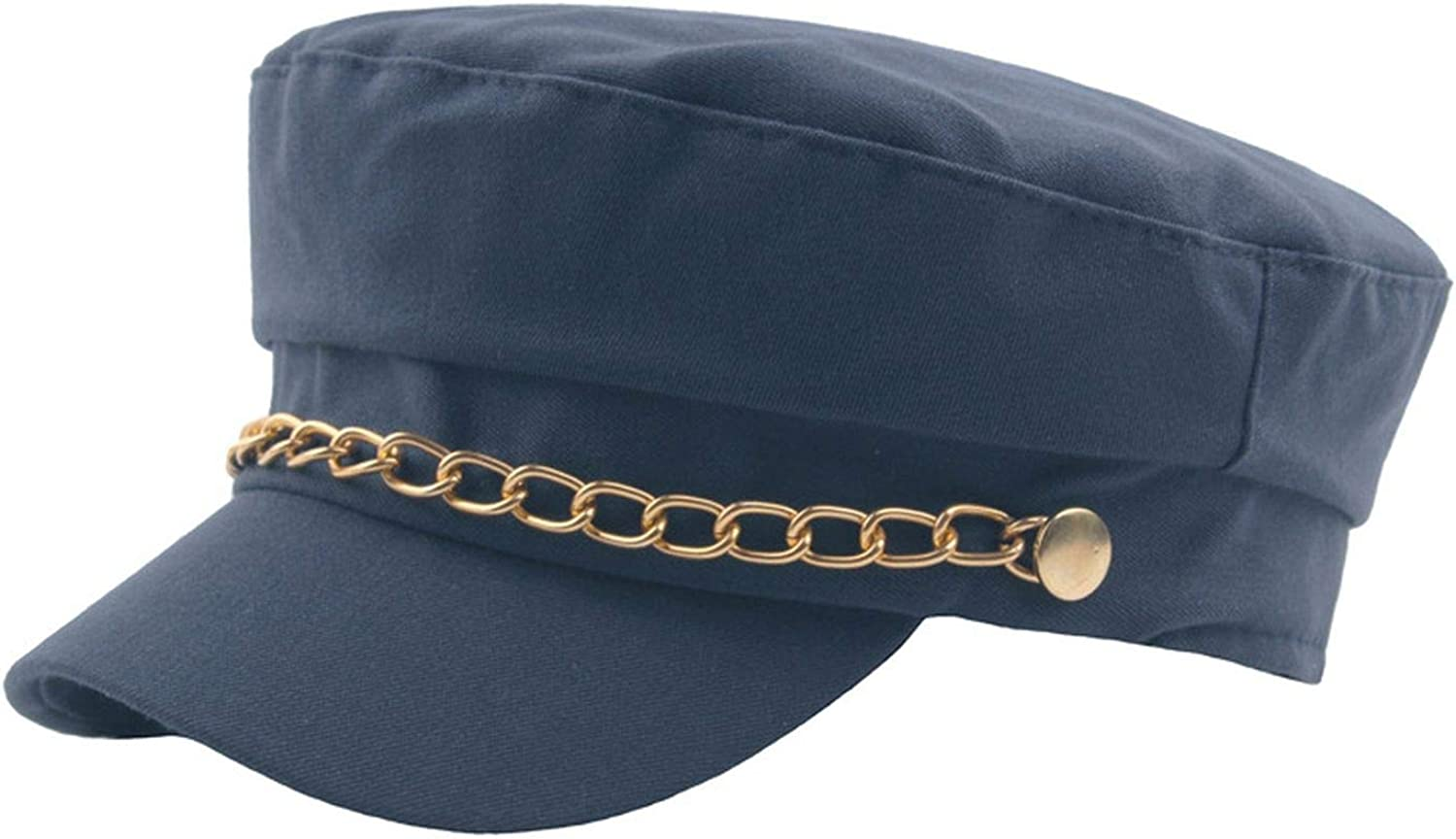 UKURO Army Hat Newsboy Cap...